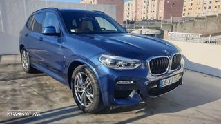 BMW X3 (X3 20 d xDrive Pack M)