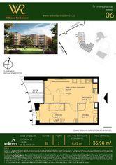 Wikana Residence - Mieszkanie nr B1.06