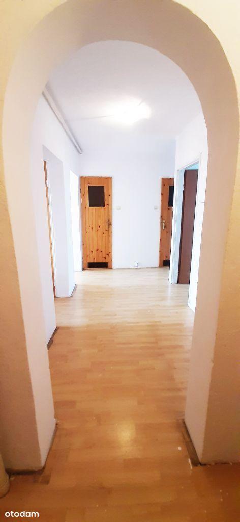 Mieszkanie do odświeżenia 3 pokoje NOWINY