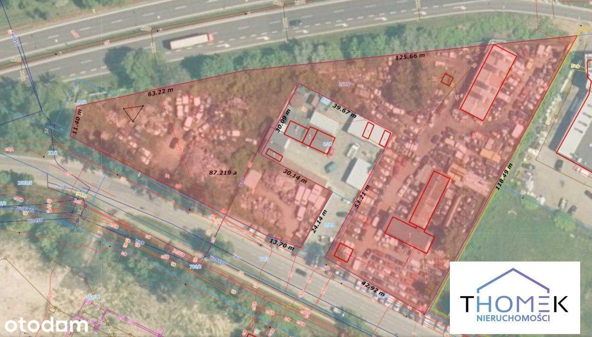 Teren Inwestycyjny Blisko Dk 94 obok Expo