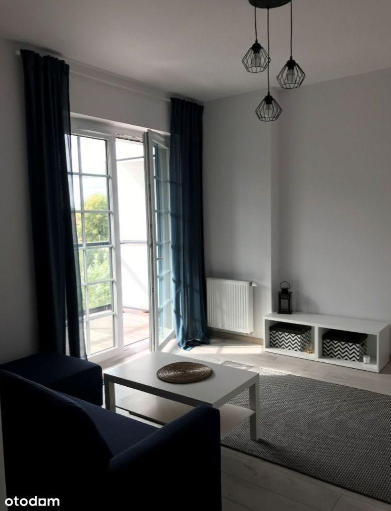 Różanka, bud.Loft, osobna kuchnia, balkon, komórka
