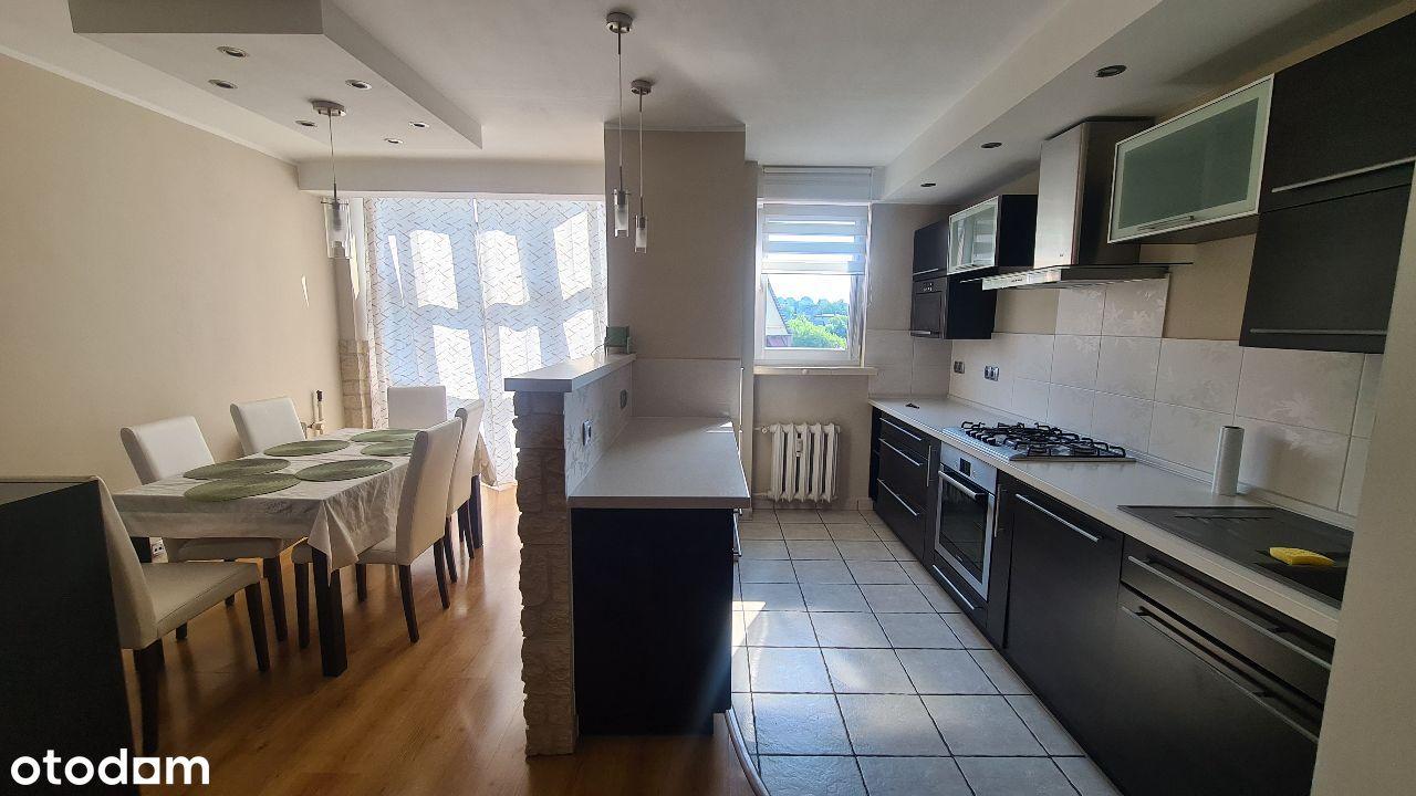 Dwupoziomowe mieszkanie do wynajęcia