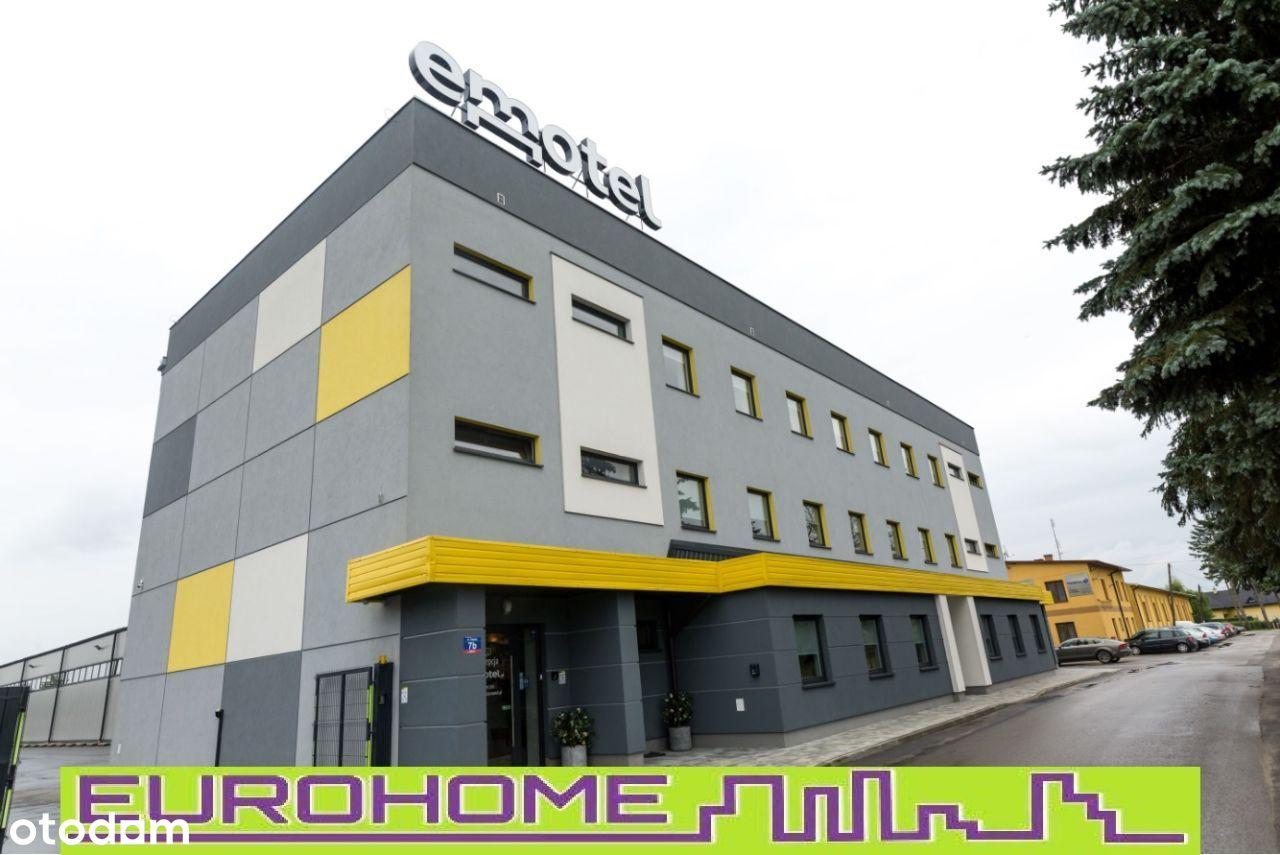 Kompleks - 2x Hala+Biura+ Hotel+ Plac Utwardzony