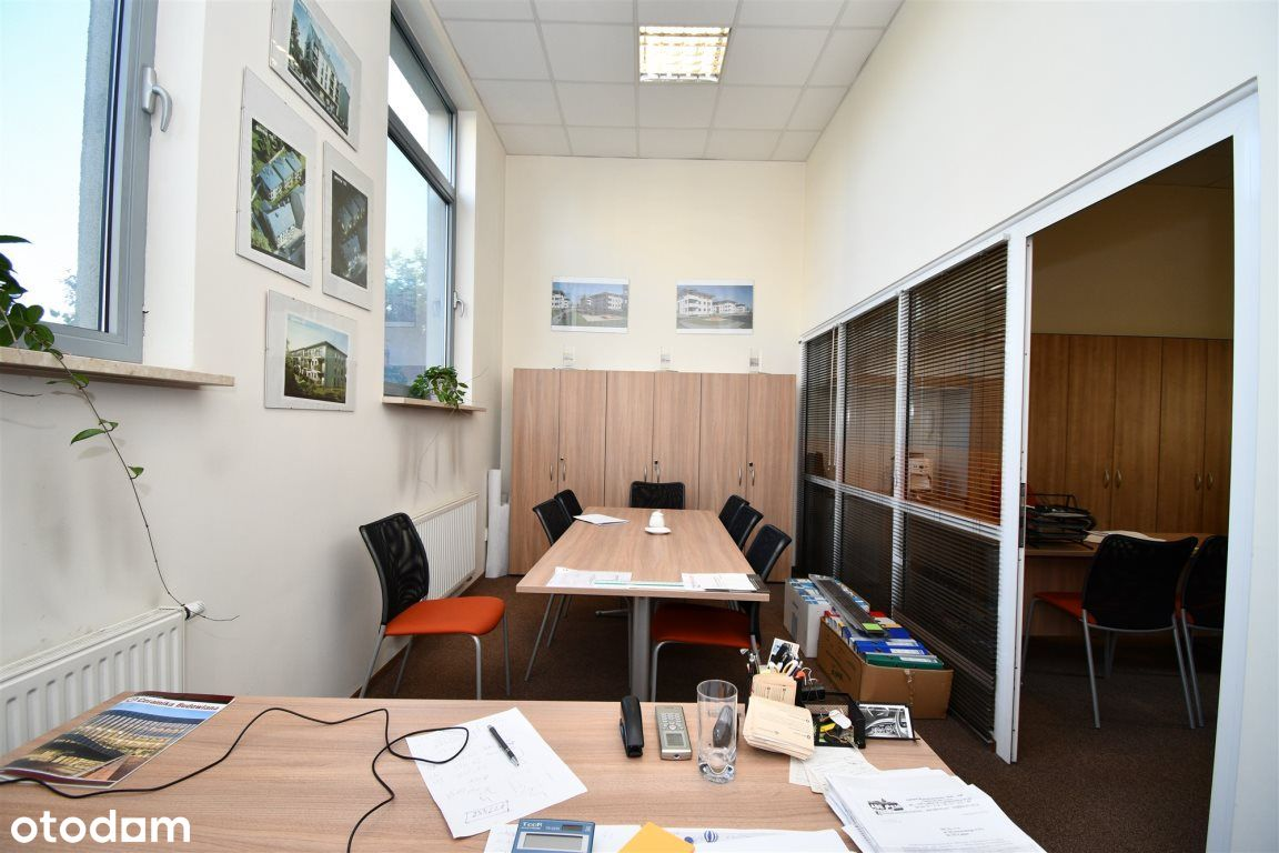 Atrakcyjny lokal biurowo-usługowy