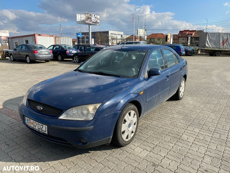 Ford Mondeo - 6