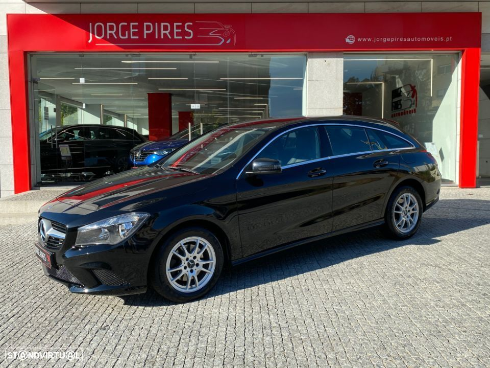 Mercedes-Benz CLA 180 CDI PACK URBAN - 5