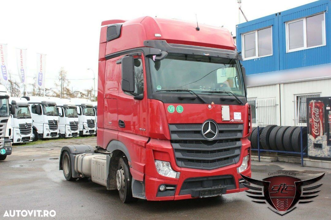 Mercedes-Benz Actros 1848 Euro 6 2015 Nr. Int 11432 Leasing - 1