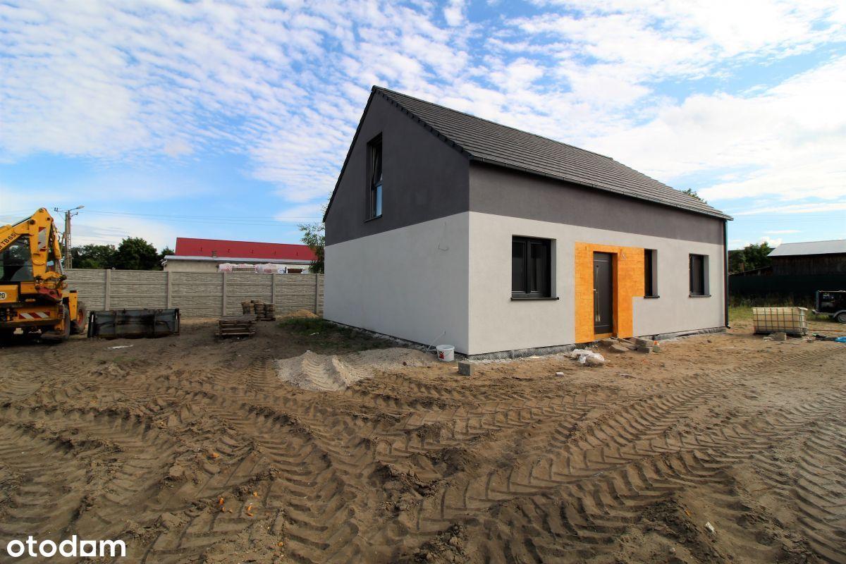 Nowe domy wolnostojące w Siedlisku