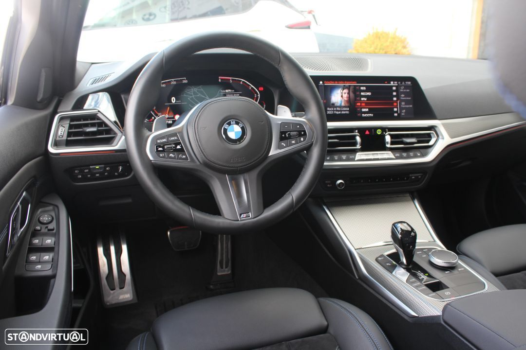 BMW 320 d Touring Pack M Auto - 31