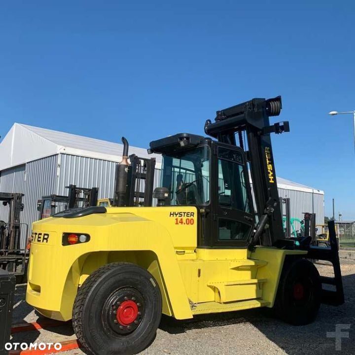 Hyster H 14.00 XM 6  Hyster H 14.00 XM 6 - 3