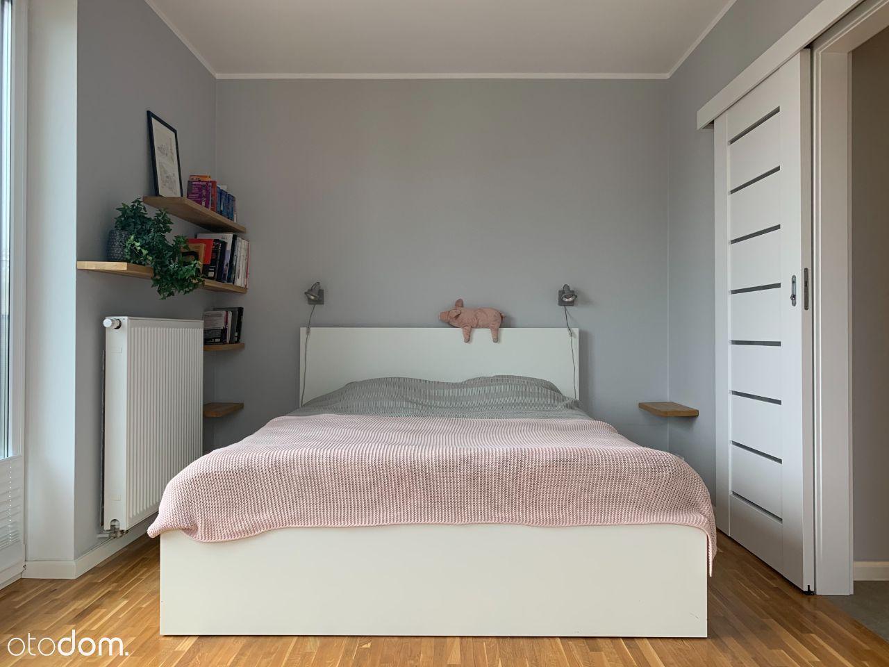 Mieszkanie 2 pokoje garderoba 2 garaże metro las