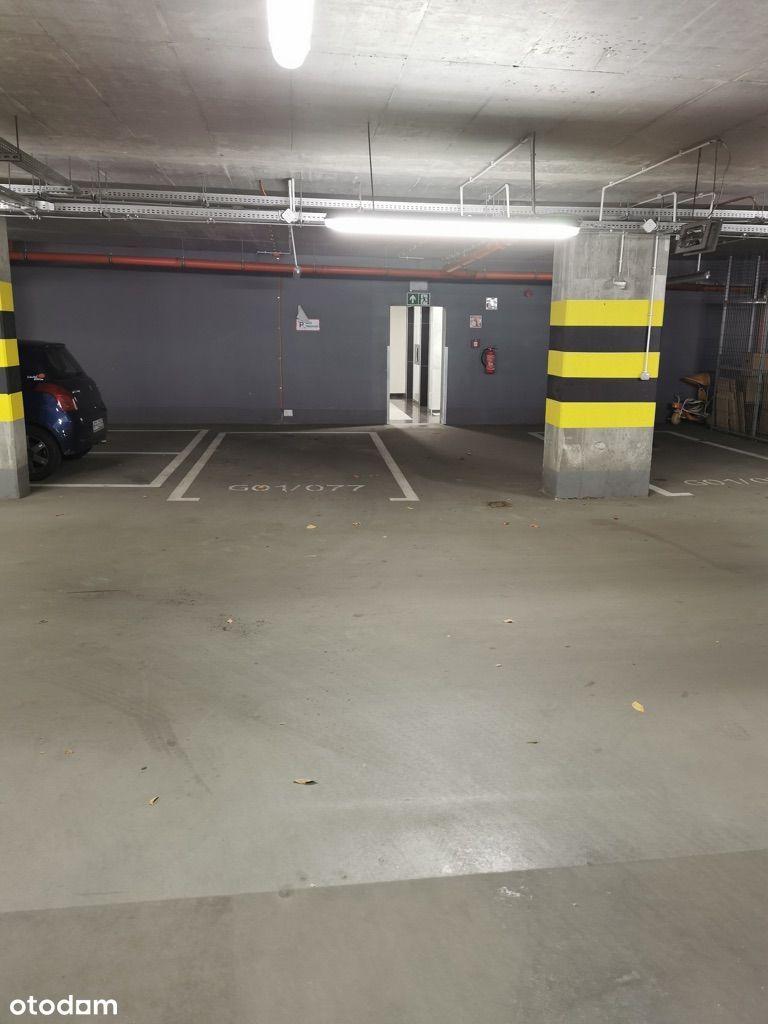 Miejsce postojowe w garażu, Bliska Wola, Kasprzaka