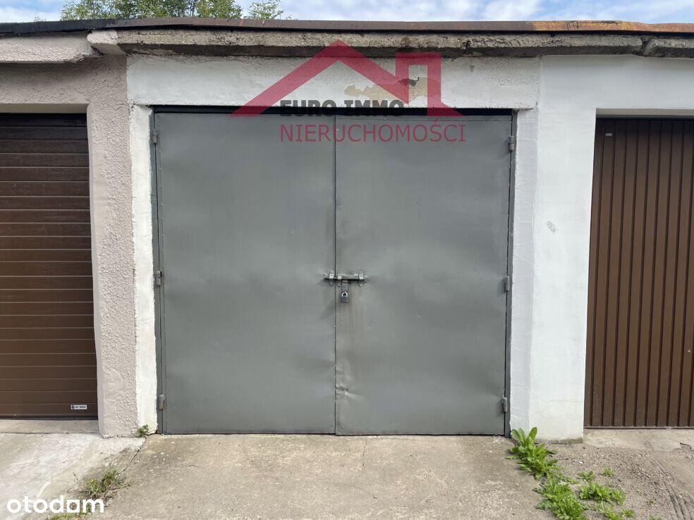 Garaż murowany w zabudowie szeregowej! 0% prowizji