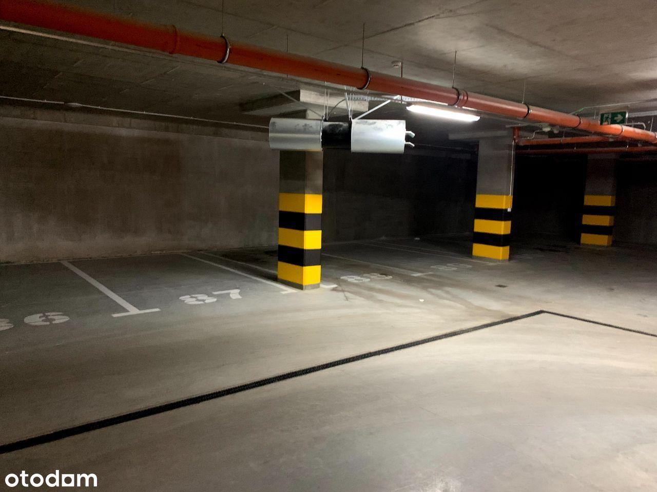 Miejsce parkingowe/postojowe Apartamenty Targowa 4