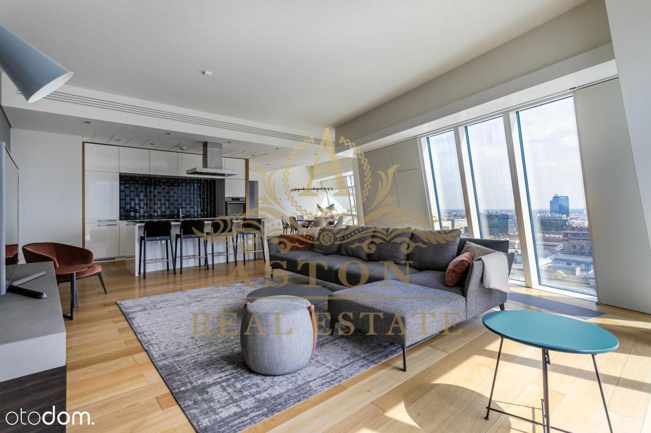 Amazing apartment, south view on 15 floor Złota 44