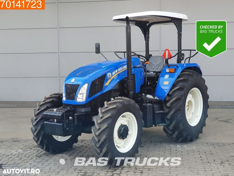 New Holland 9010 NEW UNUSED TRACTOR - 90 HP - 1