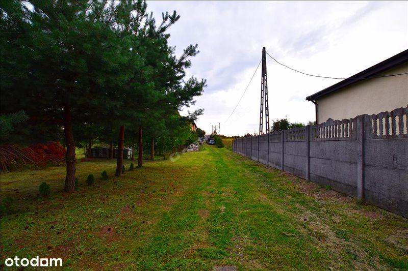 Działka budowlana 1430m2 - Mikołajki Pomorskie