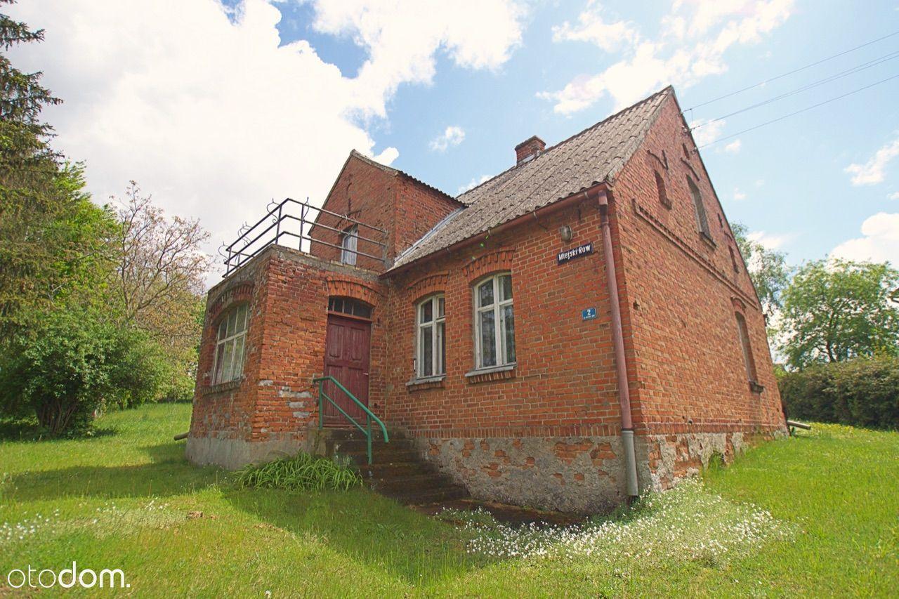 Dom Tuchola + 2000 m² działki