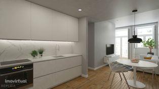 Apartamento T1, Porto, Paranhos, Venda