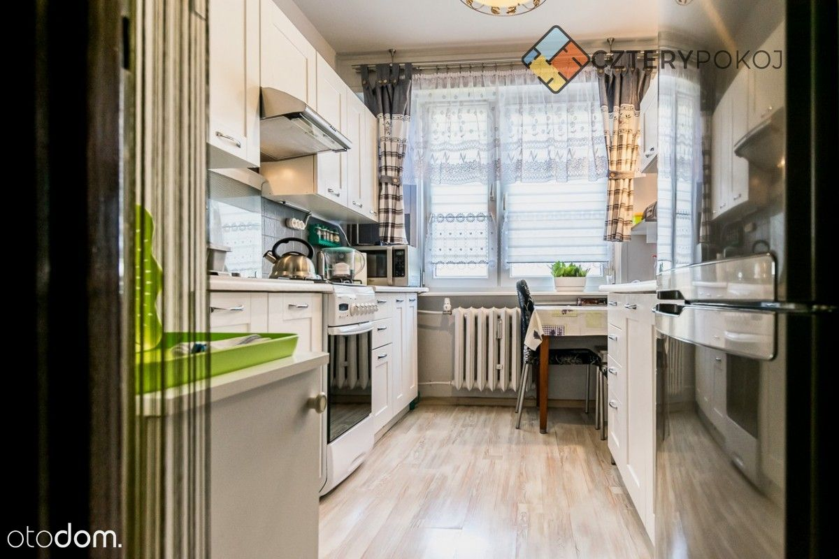 Rubinkowo, Niski blok, 60 m2, 3 pokoje