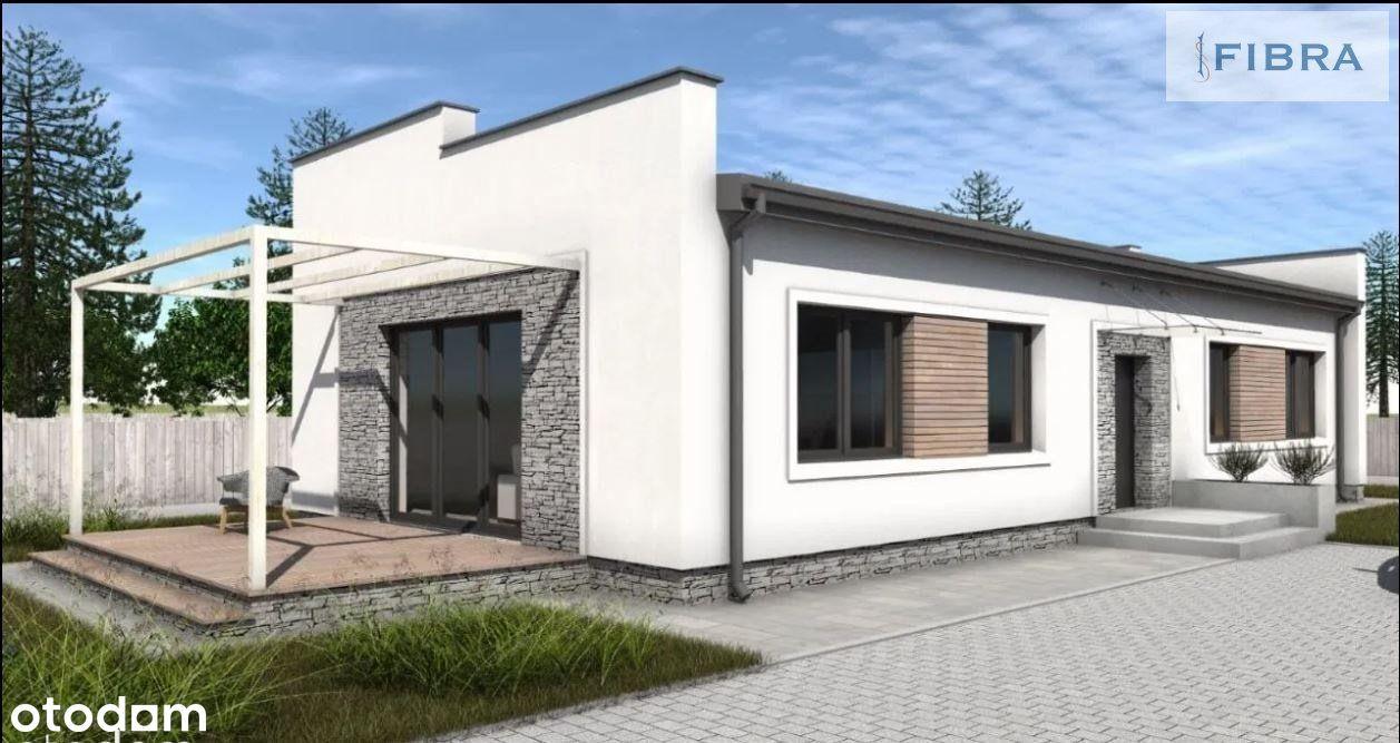 Nowy dom stan deweloperski