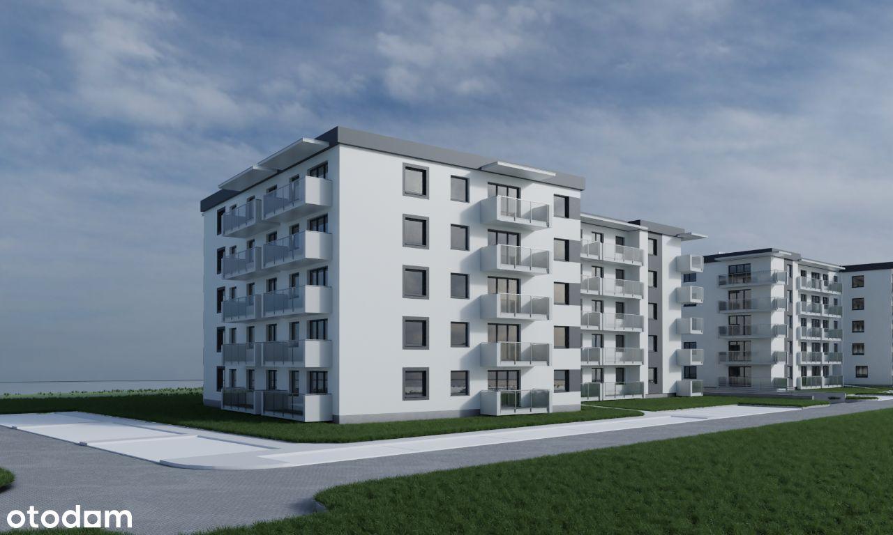 Nowa inwestycja - Al. Św. Wojciecha 25 m2 1 pok