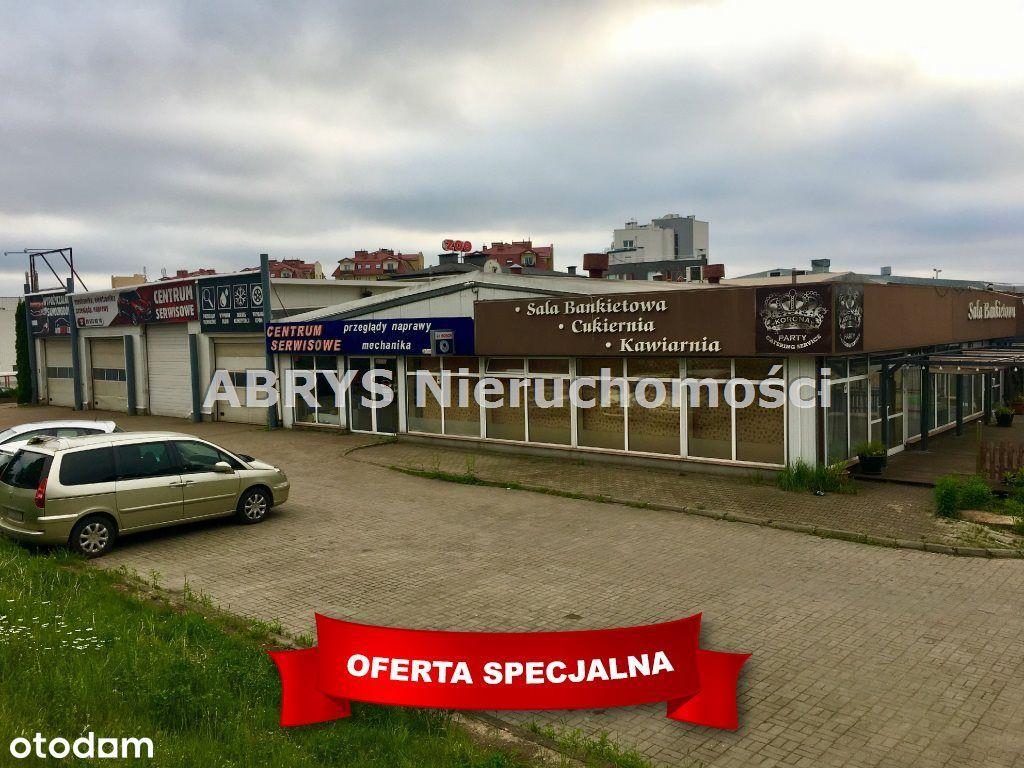Lokal użytkowy, 900 m², Olsztyn