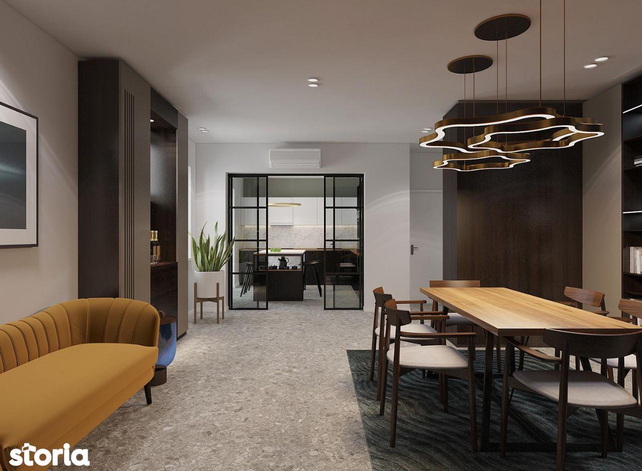 Apartament cu 3 camere ultracentral - Strada Tudor Vladimirescu