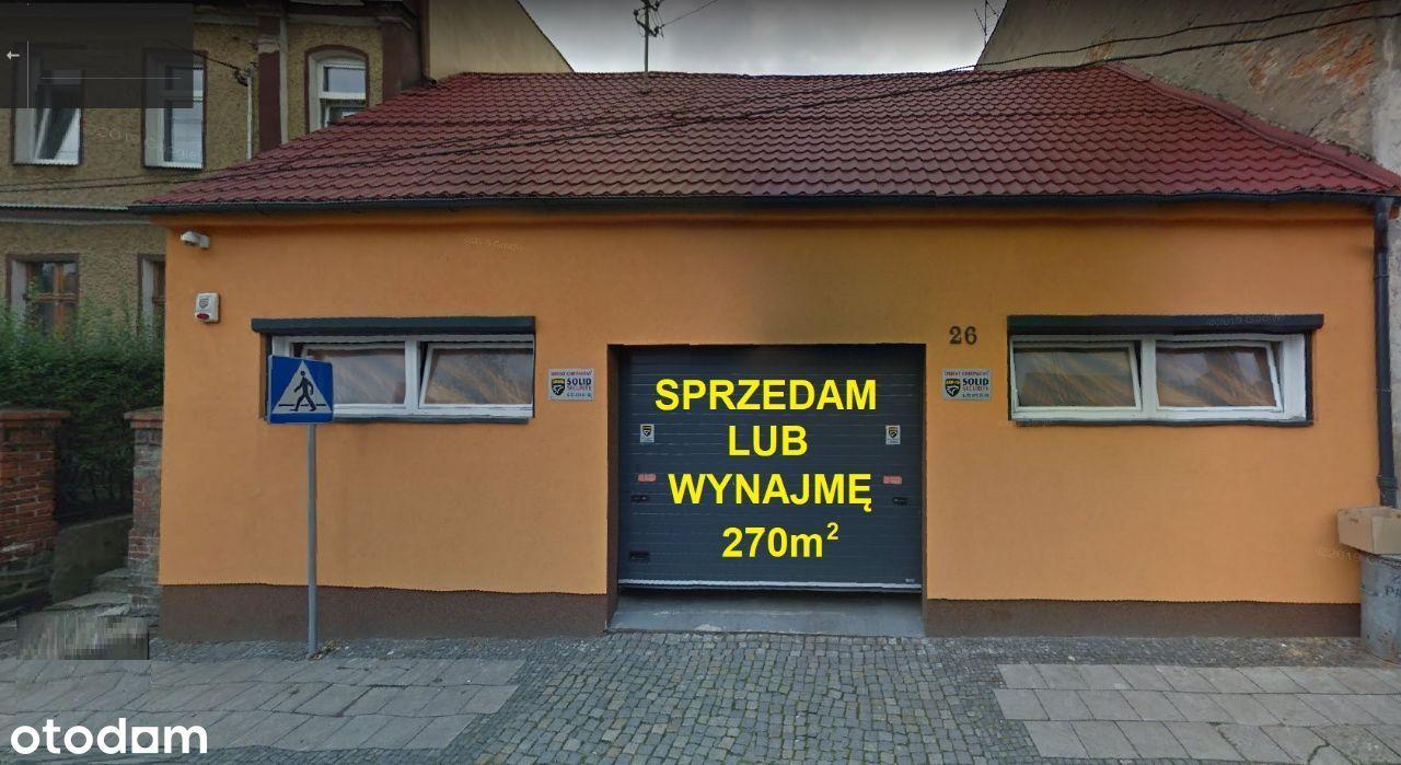 magazyn hala sklep garaż Paczków