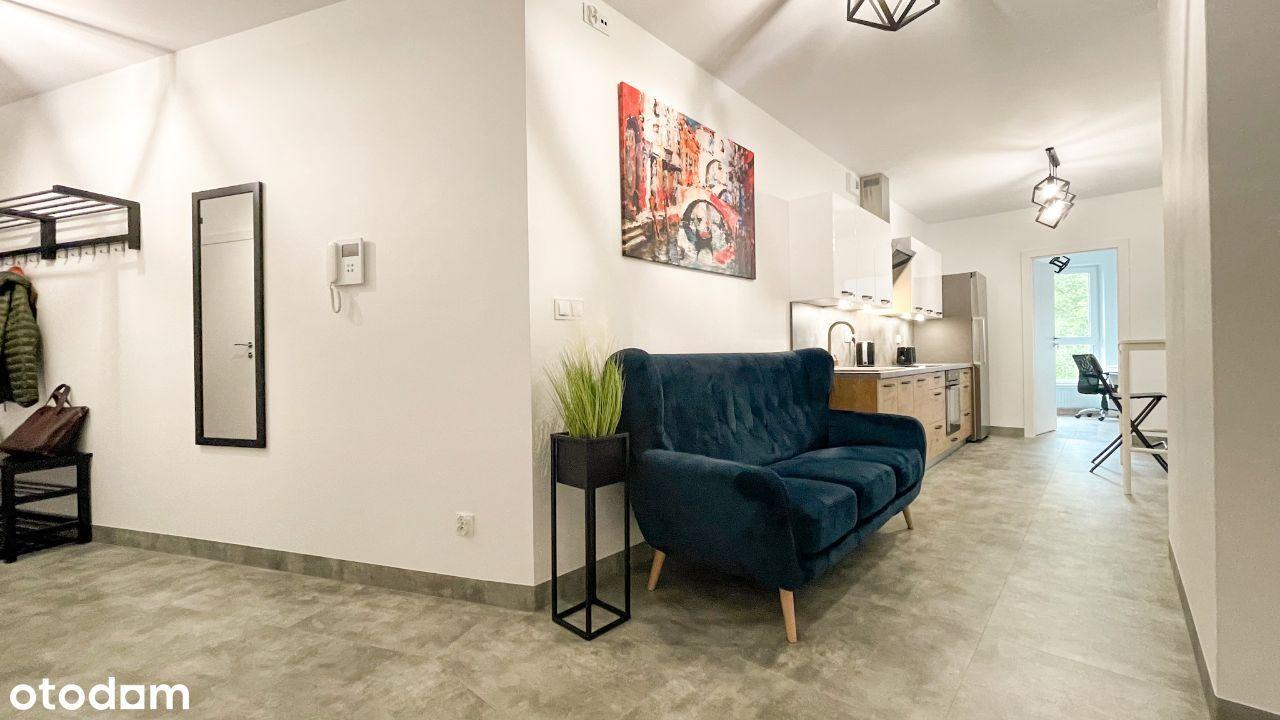 Wyposażony pokój w mieszkaniu PREMIUM blisko UMK