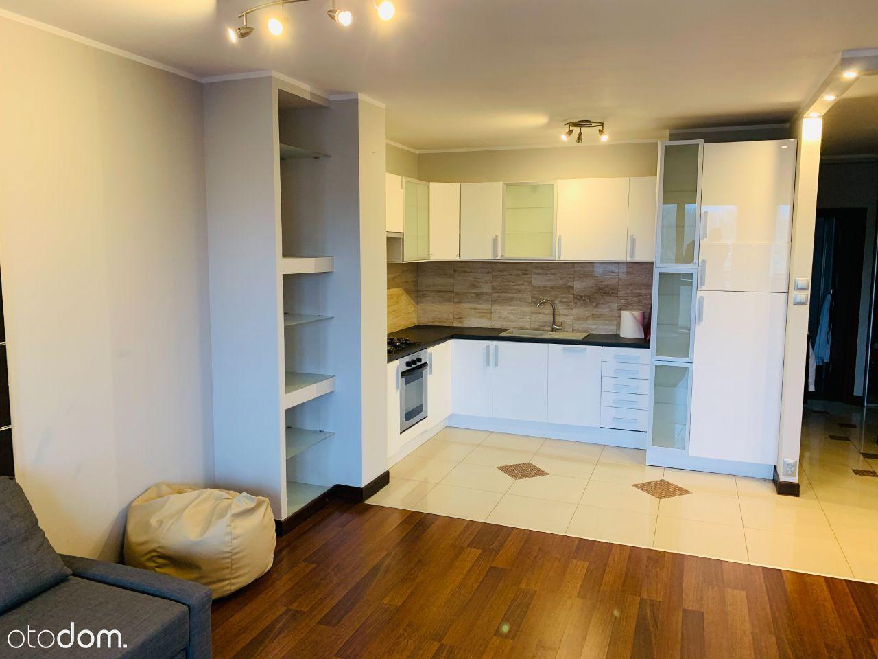 Komfortowe dwa pokoje z garderobą 60,5m2