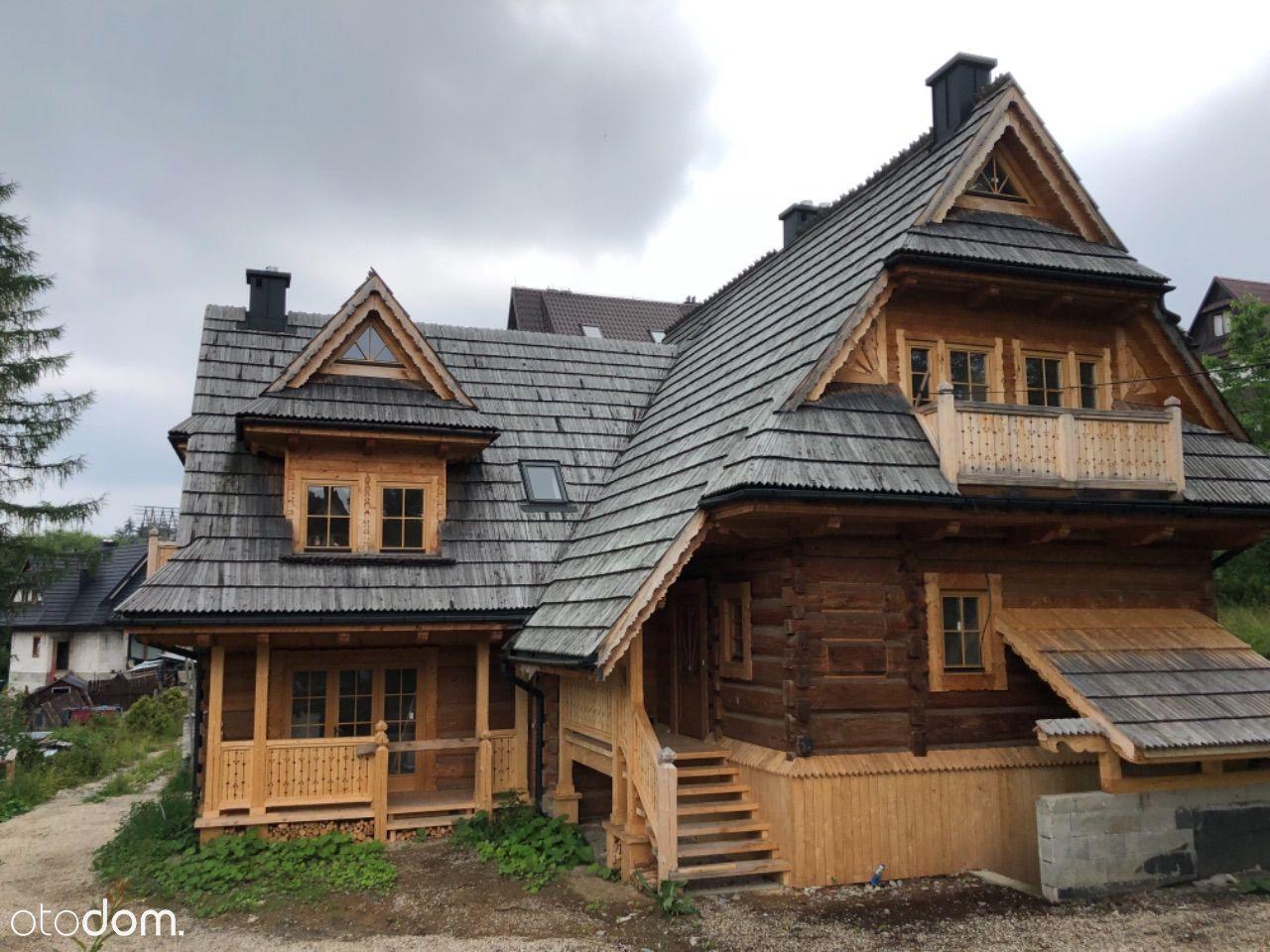 Dom góralski - 3 apartamenty z kominkiem Zakopane
