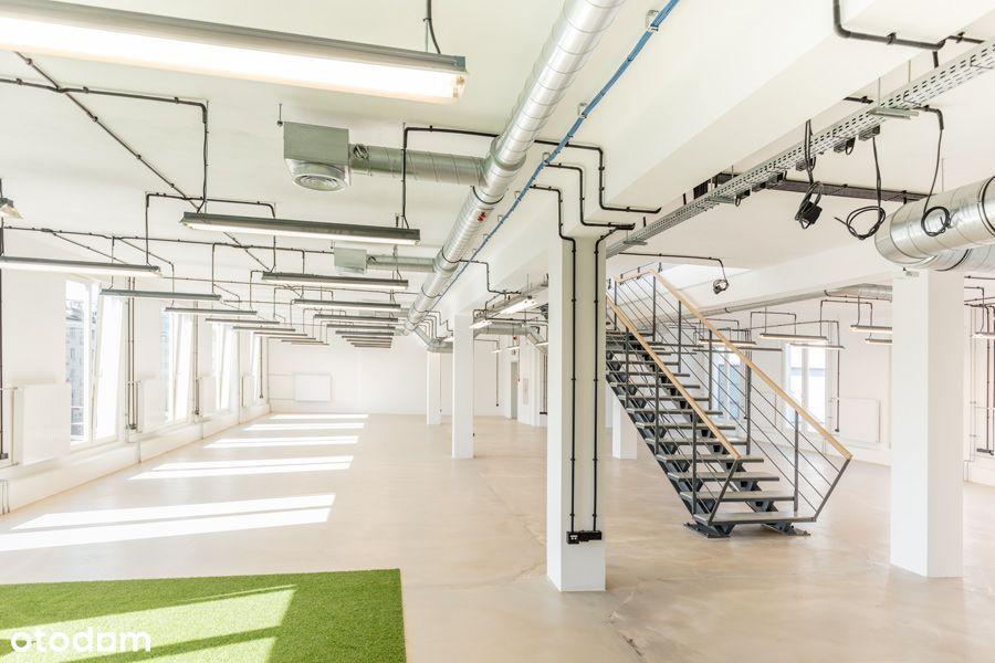 Nowoczesne biuro / Loft / 700 m2/ Warszawa Praga