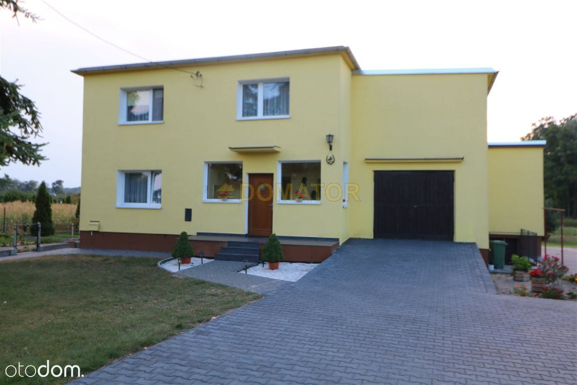 Atrakcyjny dom 300 m2 - Łabiszyn