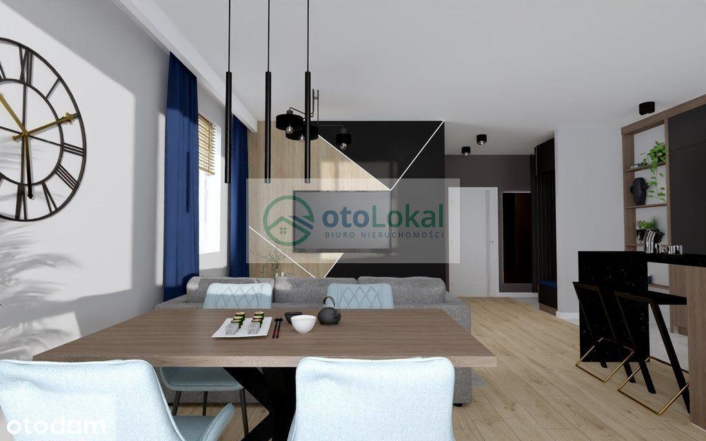 Wyjatkowe mieszkanie 58,62 m2 ul. Starowiejska