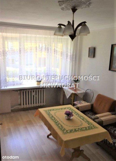 2 pokoje z kuchnią w niskim bloku Milowice