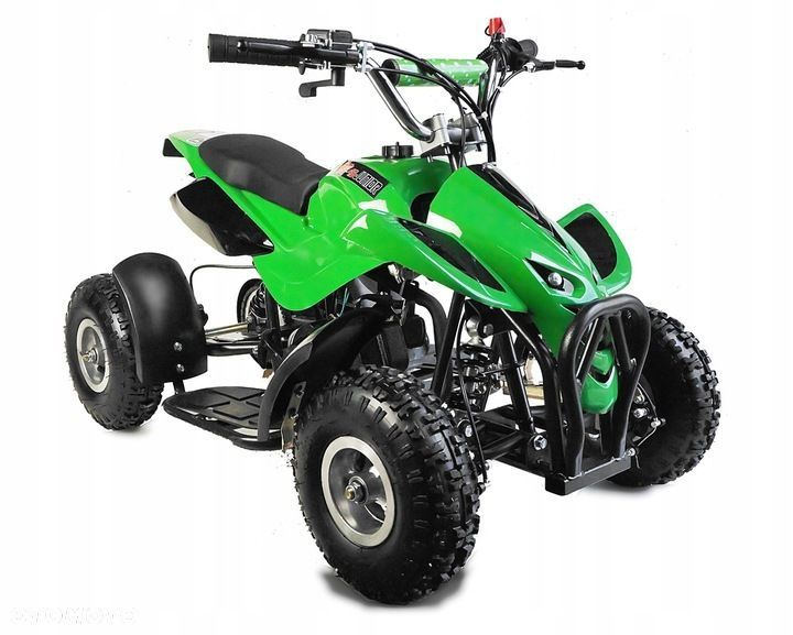 Bashan  Mini Quad ATV 49cc Junior Alufelgi DWUSUW 2T Tax Free - 2