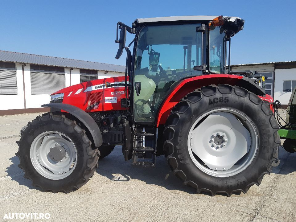 Massey Ferguson 6713 MR GLOBAL EUROLINE - 2
