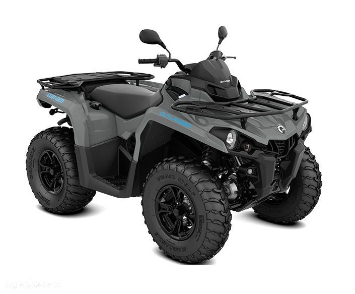 Can-Am Outlander 450 DPS homologacja T3 MODEL 2021 FV23% Centrum BRP - 1