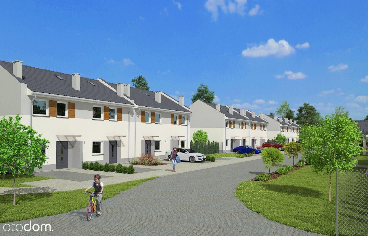 NOWE Mieszkanie - 65,16 m2 z ogrodem w Rozłogach!