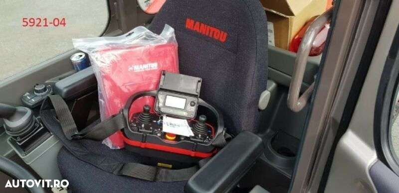 Manitou Mrt 3050 Stage 4 - 8