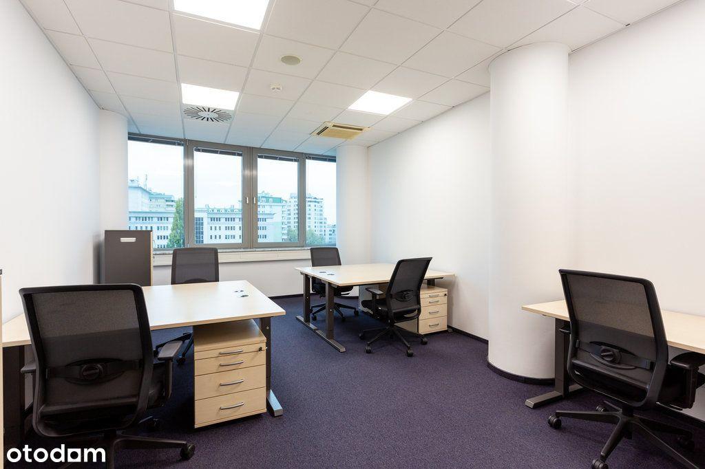 Wykończone biuro dla 10 osób dostępne od zaraz