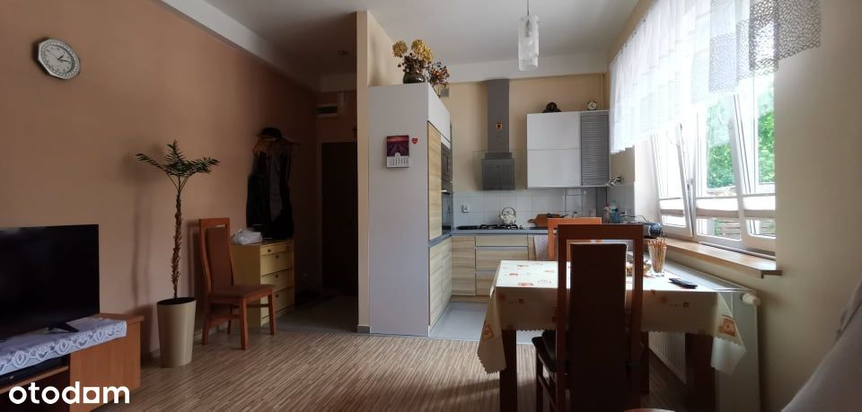 Sprzedam mieszkanie 41m wysoki parter