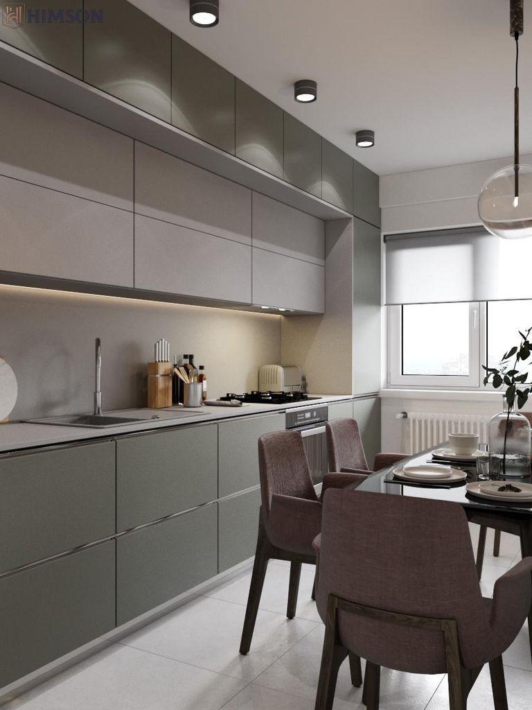 Apartamente premium HIMSON cu 3 camere, decomandate clasic