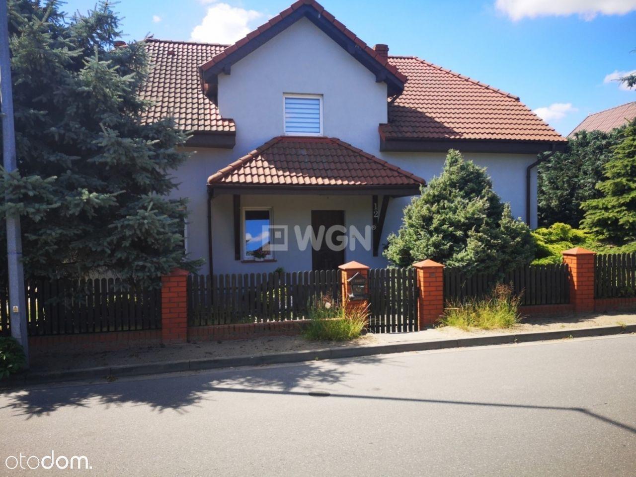 Dom jednorodzinny 189 m2, Lenartowice.
