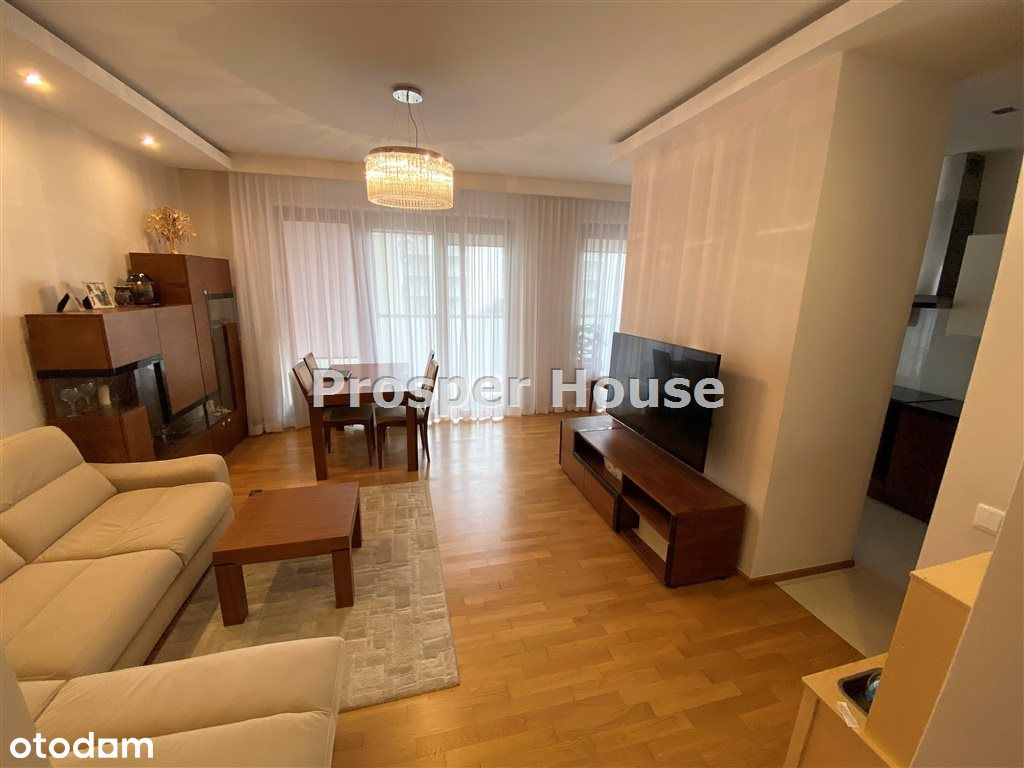 Mieszkanie, 80 m², Warszawa