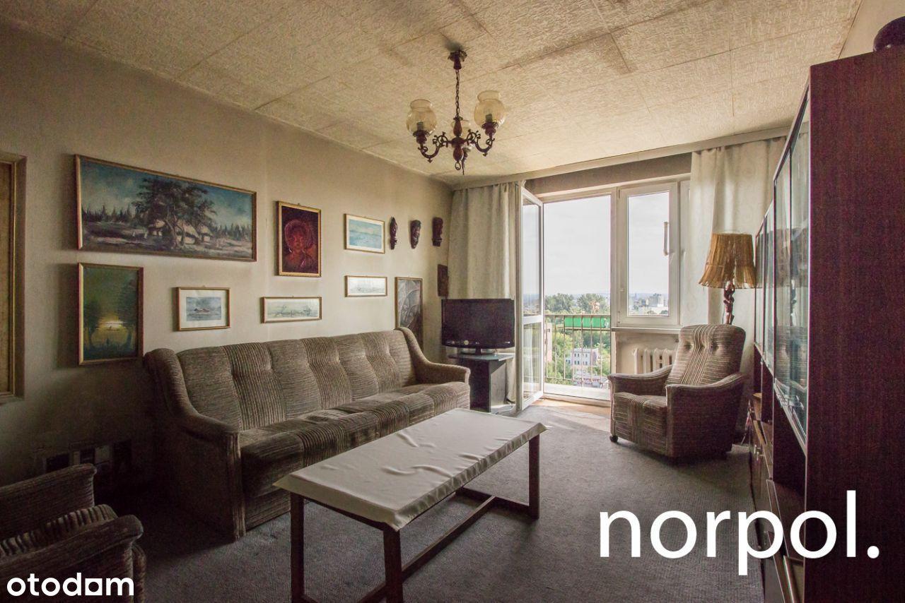 Widokowe mieszkanie w dwoma sypialniami i balkonem