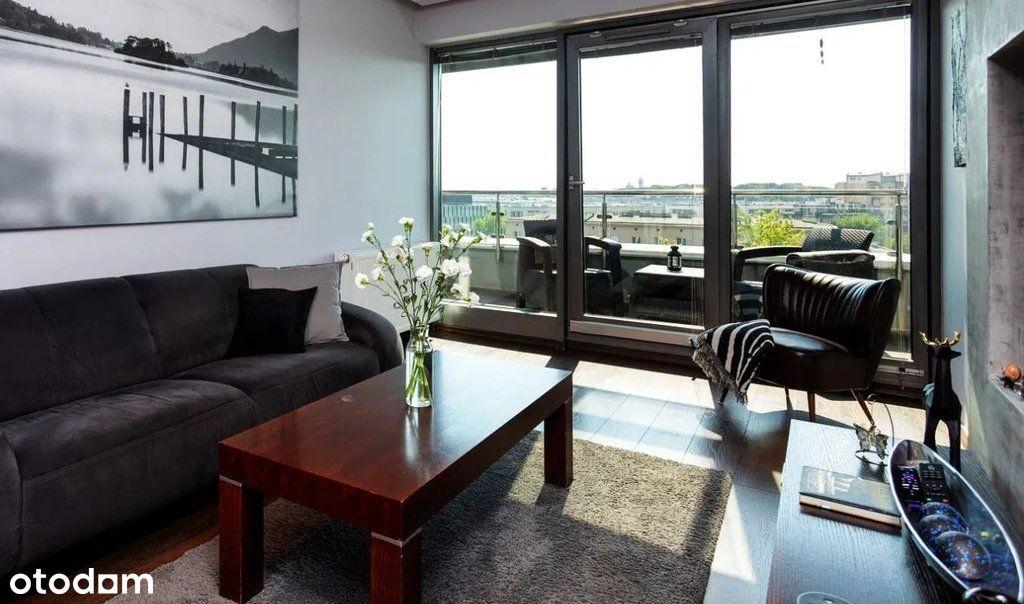 |Eng| Apartament z widokiem na Wawel |3 pok| taras