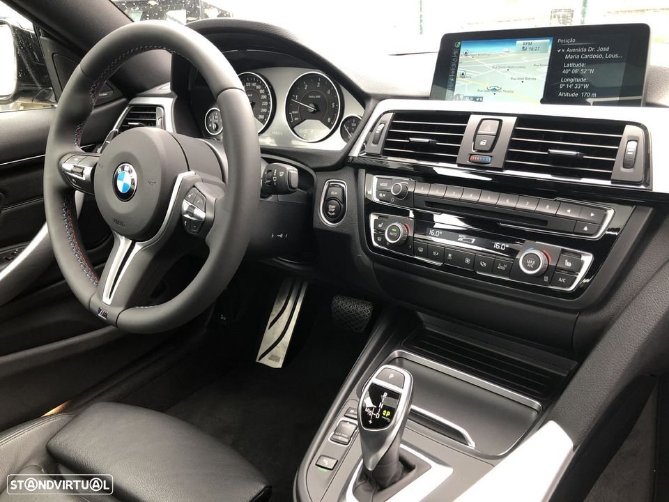 BMW 420 d PACK M Performance 2016 - 49