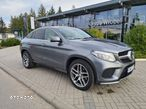 Mercedes-Benz GLE 350 d 4 Matic Coupe AMG salon Polska - 1